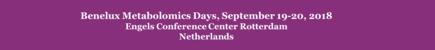 Benelux Metabolomics Days