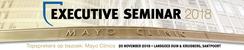 Executive Seminar 2018 Topsprekers op bezoek: Mayo Clinics   20 november 2018