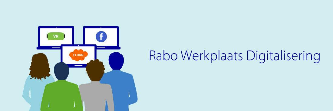 Rabo Werkplaats Digitalisering Rotterdam
