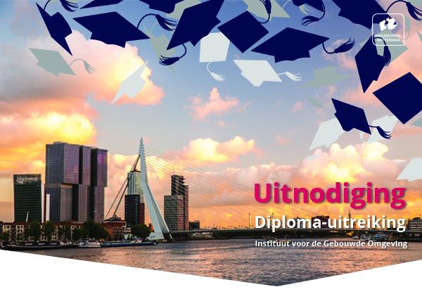 Diploma-uitreiking Civiele Techniek