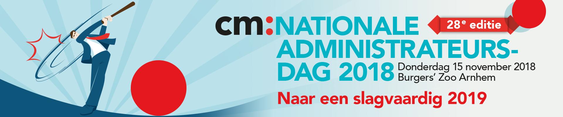 cm: Nationale Administrateursdag 2018