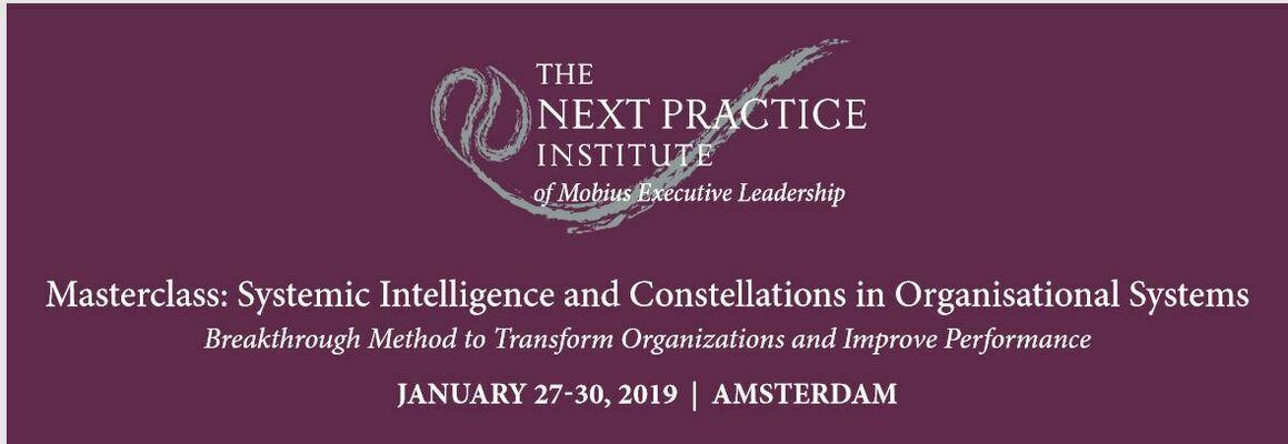 NPI Masterclass 27-30 January 2019