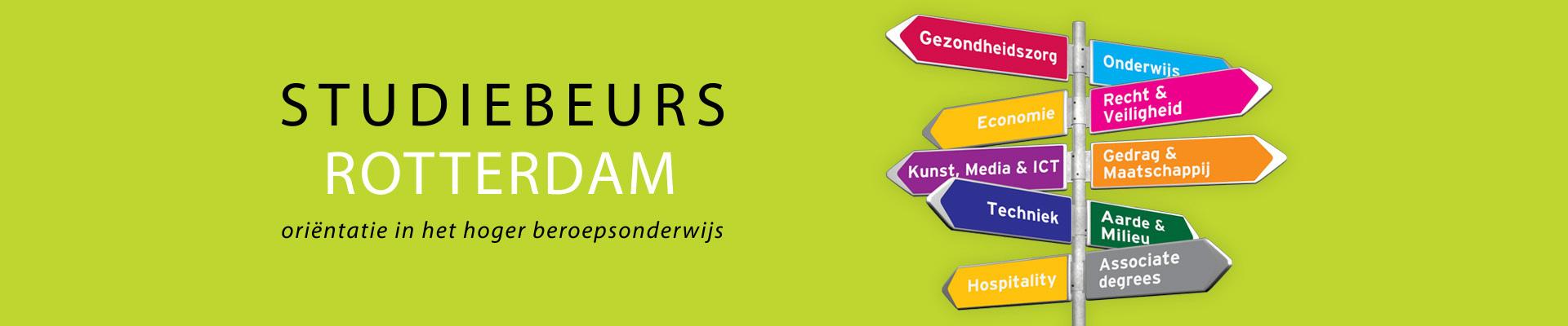 Werken op Studiebeurs Rotterdam