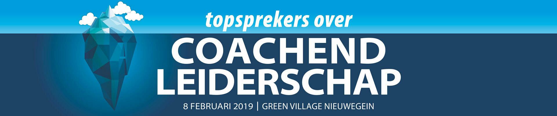 (BTW) Topsprekers over coachend leiderschap   8 februari 2019