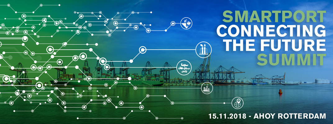 SmartPort Summit 2018 - Connecting the Future