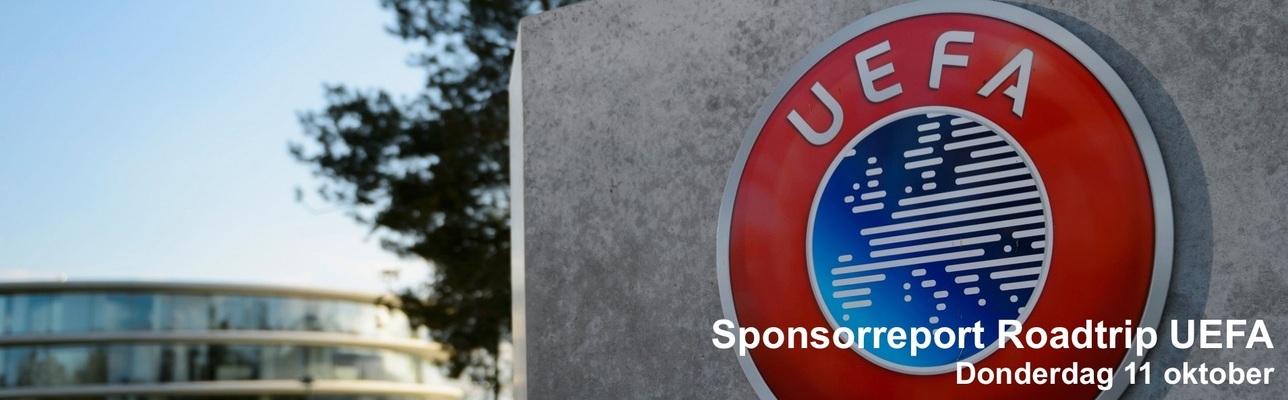 Sponsorreport Roadtrip Inside UEFA 2018