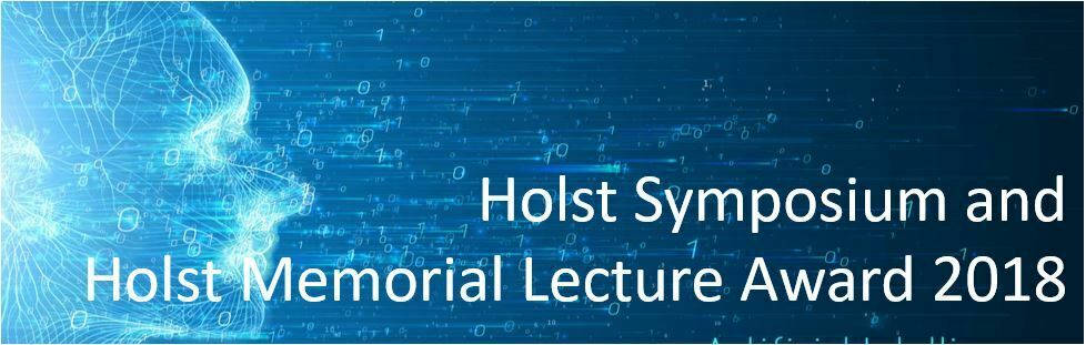 Holst Symposium and Holst Memorial Lecture Award 2018