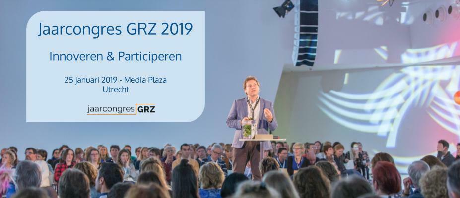 Jaarcongres GRZ 2019 - Innoveren & Participeren