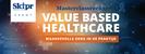 Masterclassreeks Value Based Health Care   22 januari 2019