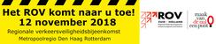 ROV bijeenkomst MRDH maandag 12  november 2018