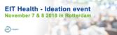 EIT Health Ideation Rotterdam