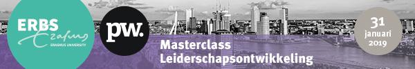 Erasmus Masterclass Leiderschapsontwikkeling