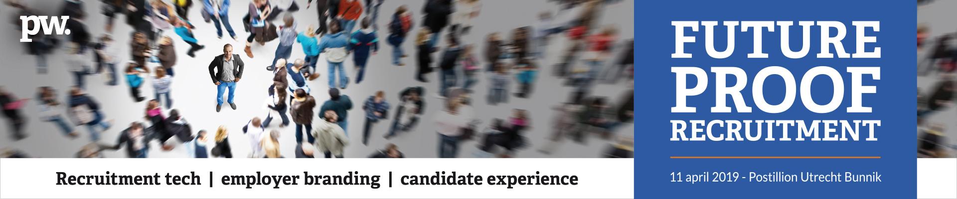 Futureproof Recruitment 2019 HR Event
