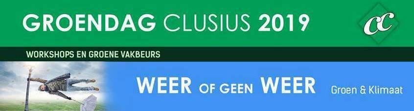 Groendag Clusius 2019