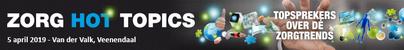 Zorg HOT Topics   5 april 2019