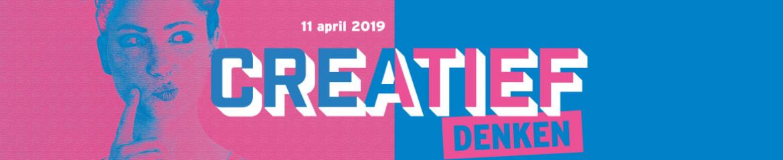 Creatief denken   11 april 2019