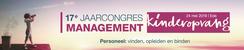 Jaarcongres Management Kinderopvang   24 mei 2019