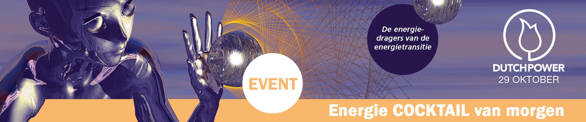 Energie COCKTAIL van morgen