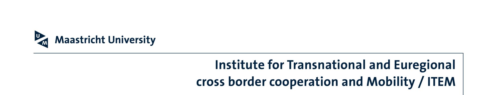 ITEM / SVB (BBZ) Informatiesessie: 'de Startende Grensarbeider'