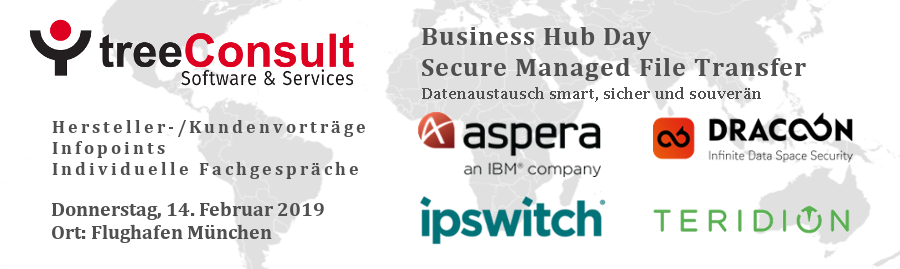 treeConsult Business Hub Day - Secure Managed File Transfer