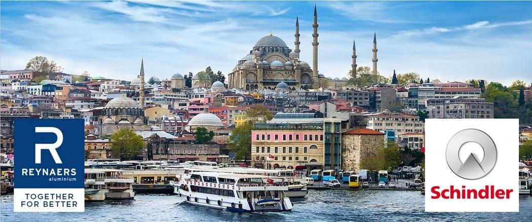 Schindler & Reynaers Inspiratiereis Istanbul