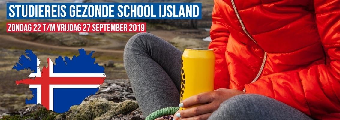 Studiereis Gezonde School IJsland
