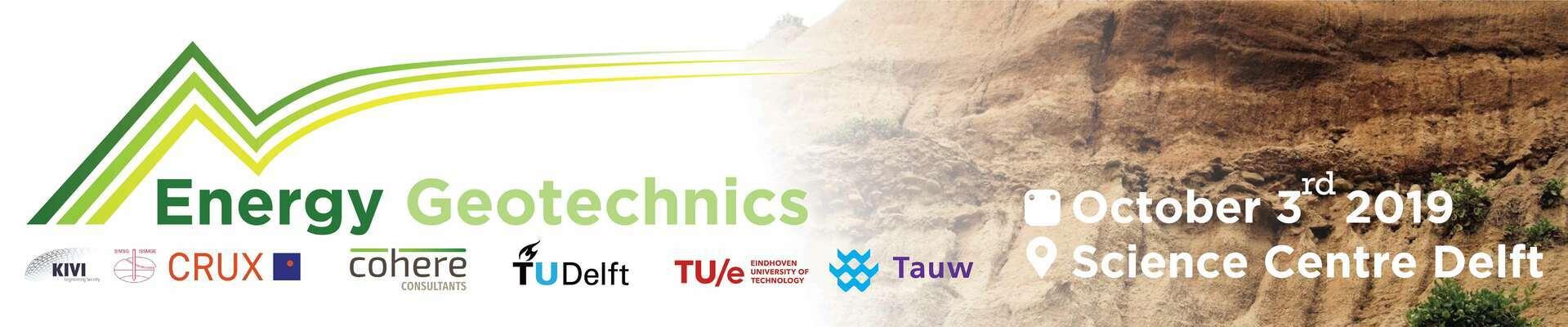 Energy Geotechnics Symposium 2019 - Mechanics of the Energy Transition