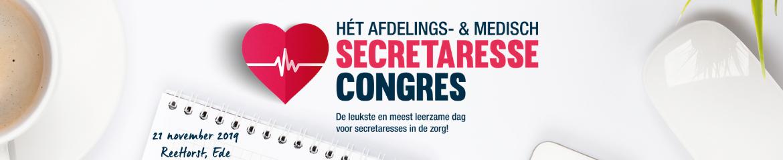 Secretaressecongres   21 november 2019