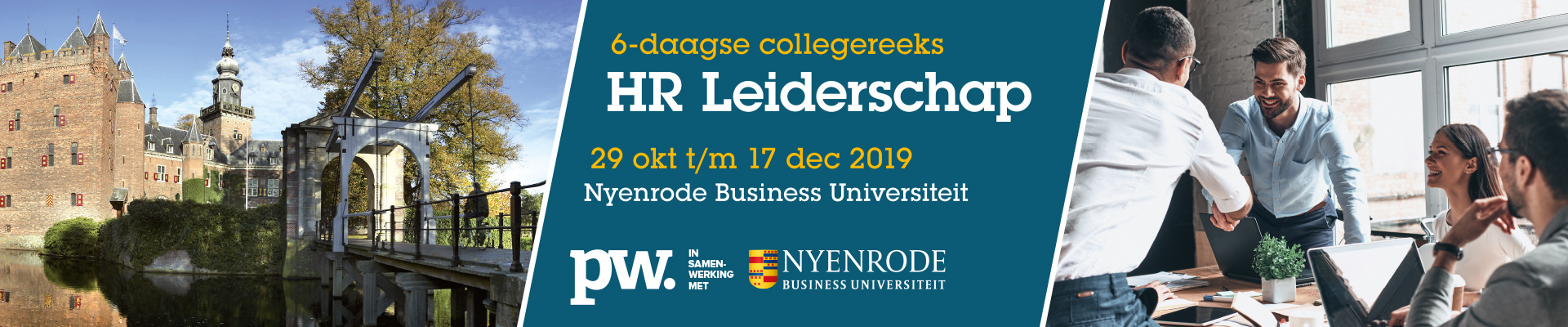 HR Leiderschap Najaar (Nyenrode)