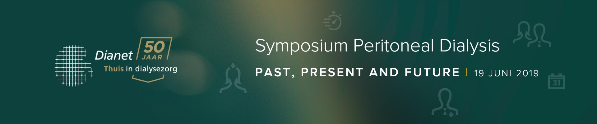 Symposium Peritoneal dialysis: past, present and future