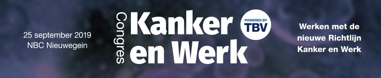 Congres Kanker en Werk   25 september 2019