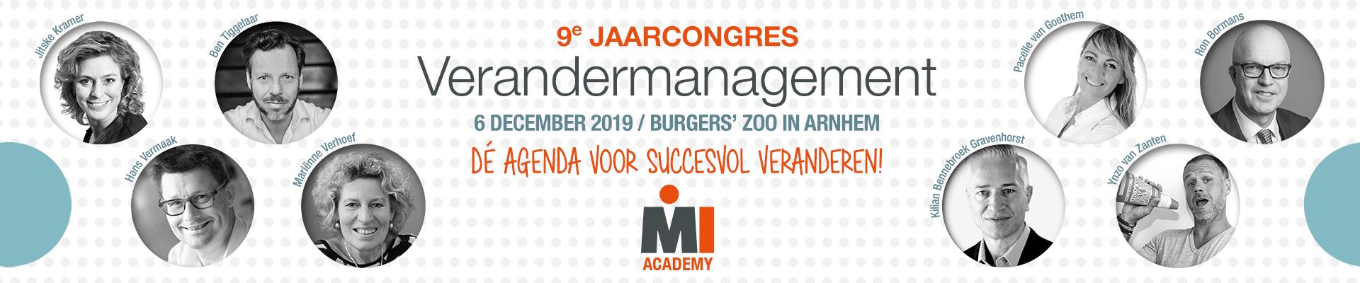 Jaarcongres Verandermanagement 2019