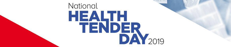 National Health Tender Day   11 september 2019