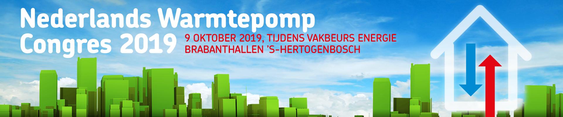 Het Nederlands Warmtepompen congres 2019
