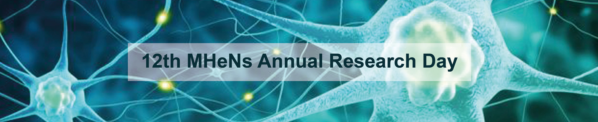 Research Day School Mental Health and Neuroscience 2019