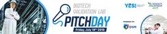 BioTech Pitch Day | 19 JULY 2019