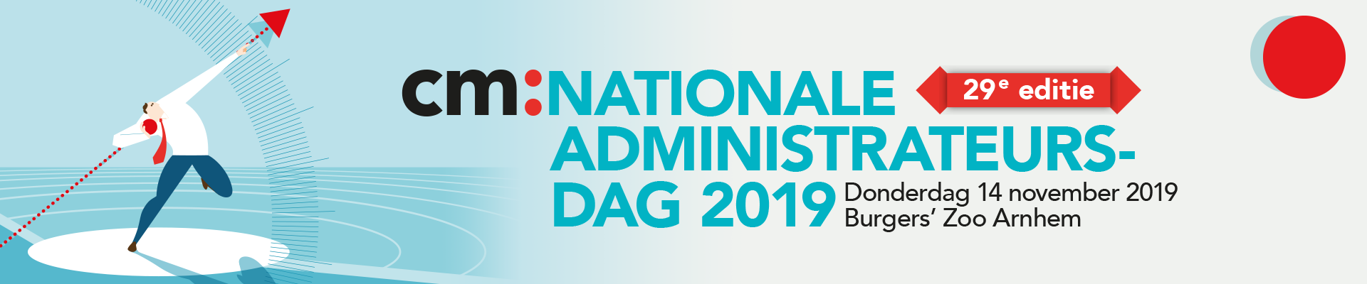 Nationale Administrateursdag 2019
