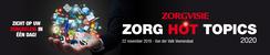 Congres Zorg HOT Topics | 22 november 2019