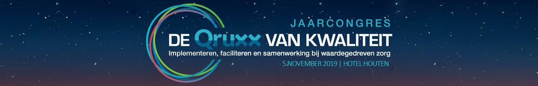 Jaarcongres de Qruxx van Kwaliteit   5 november 2019