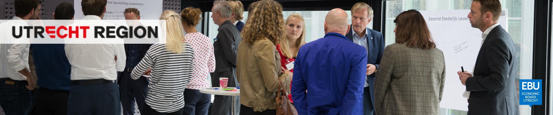 Utrecht Region Get Connected jaarcongres 2019