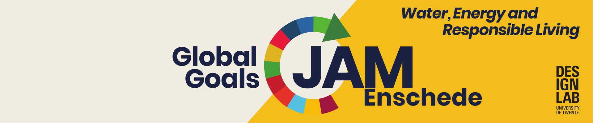 Global Goals Jam Enschede 2019