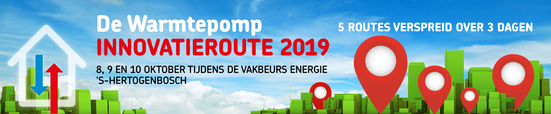Warmtepomp innovatieroute
