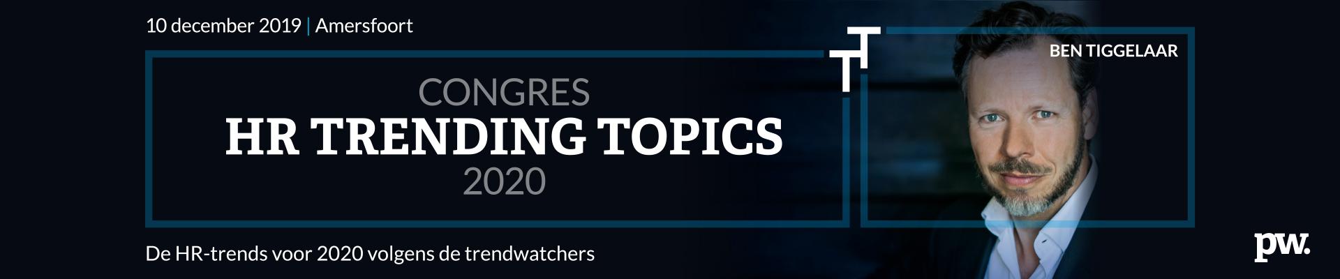 Congres HR Trending Topics 2019