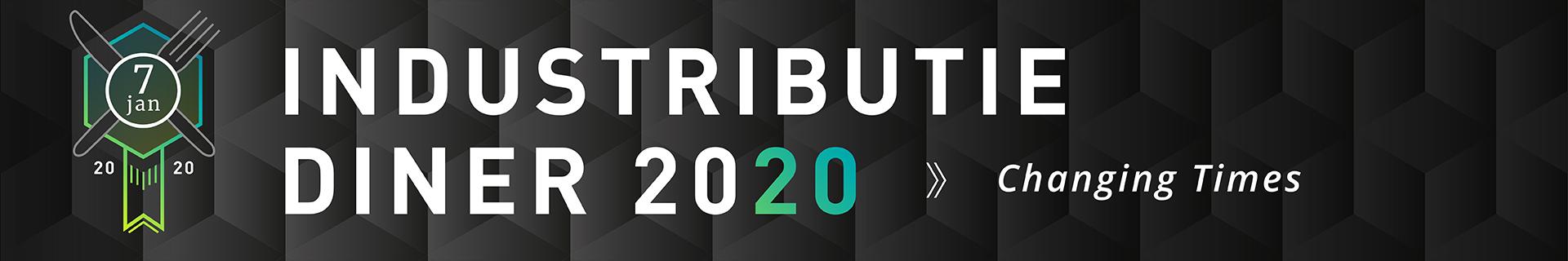 Industributie diner 2020