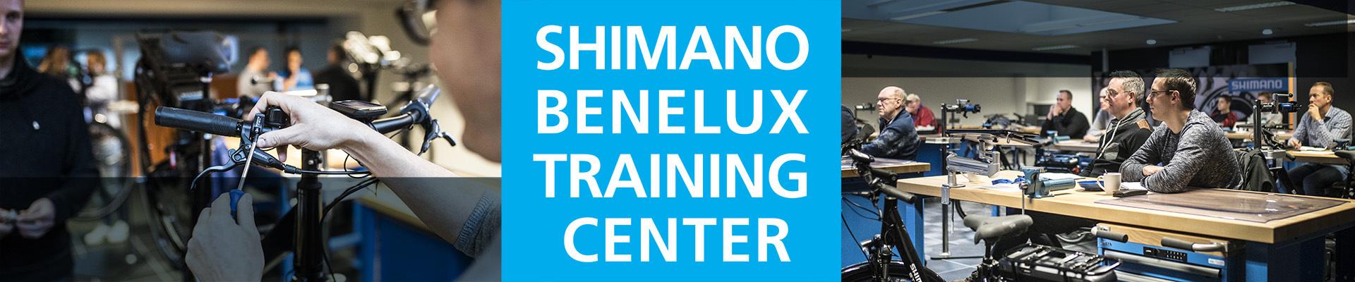 Shimano Benelux Training Center / Frans 2019 - 2020
