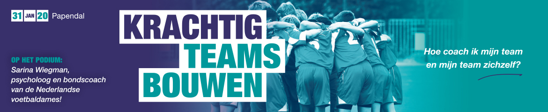 Krachtig Teams Bouwen  | 31 januari 2020