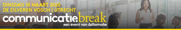 Communicatie Break   10 maart 2020