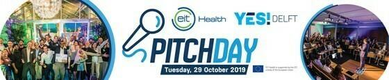 Pitchday EIT Health 2019