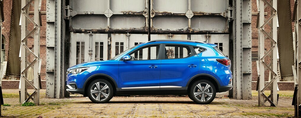 MG ZS EV Launch Event