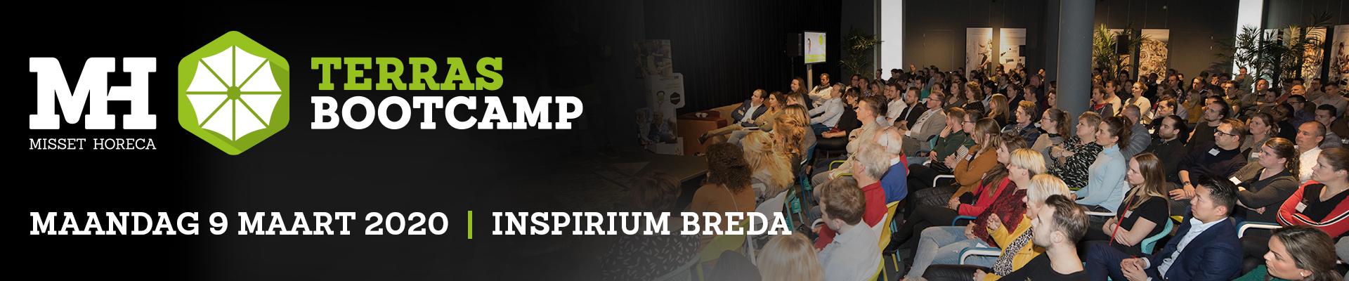 Misset Horeca Terras Bootcamp 2020